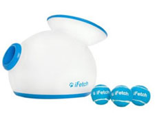 interactive dog toy ifetch