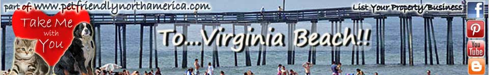 pet friendly virginia beach